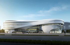 淮北装饰公司_作品展示_安徽省建筑设计研究总院股份有限公司